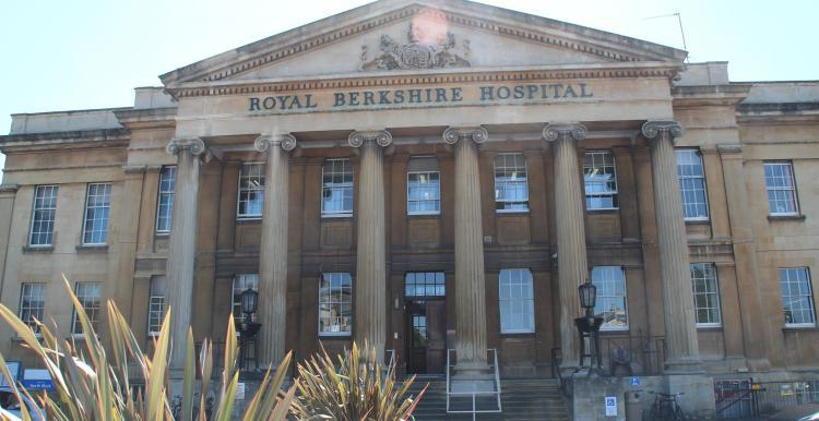 picture of royal berkshire hospital
