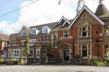 large care home in Wokingham
