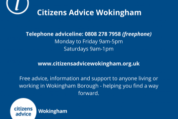 citizens advice logo and phone number